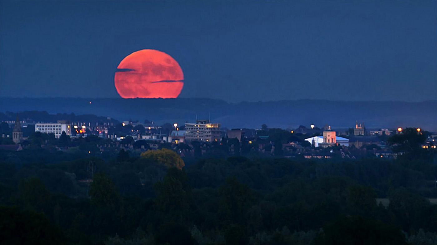 blood moon tonight oxford - photo #34