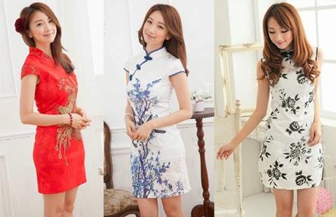 Contoh Model Baju Dress Terbaru 2016