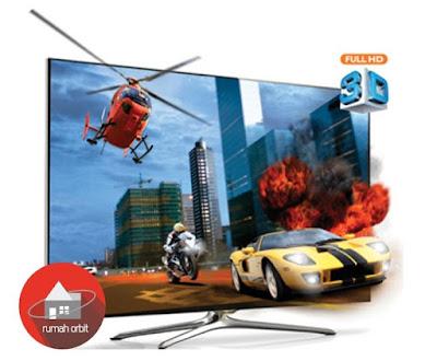 samsung smart tv semua tipe terbaru