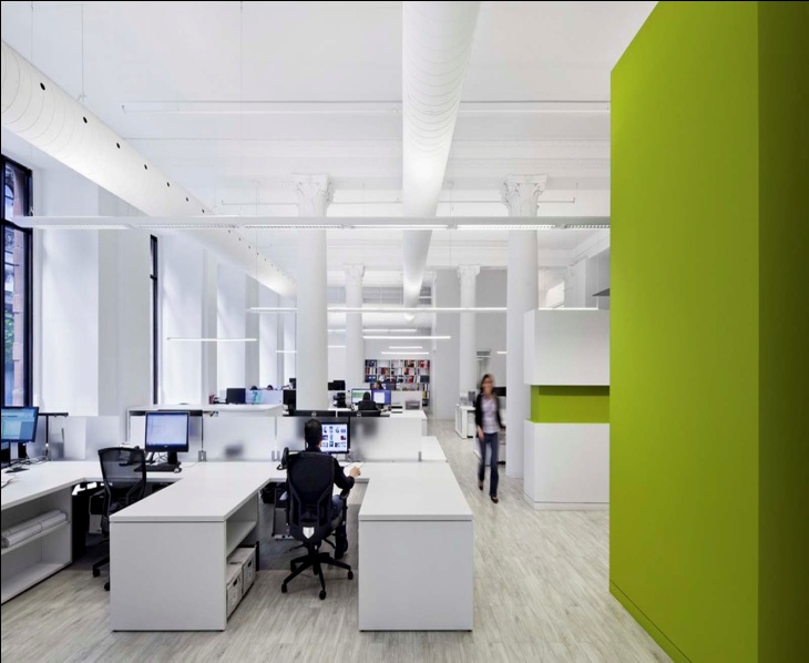 Better Lighting Know More About Your Office Lighting