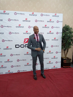 Nollywood actor, Ik Ogbonna won't spend Xmas with his wife, son as he grabs Dorco endorsement