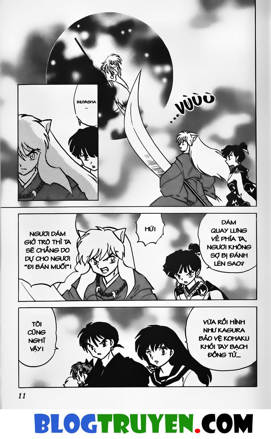 Inuyasha vol 38.1 trang 9