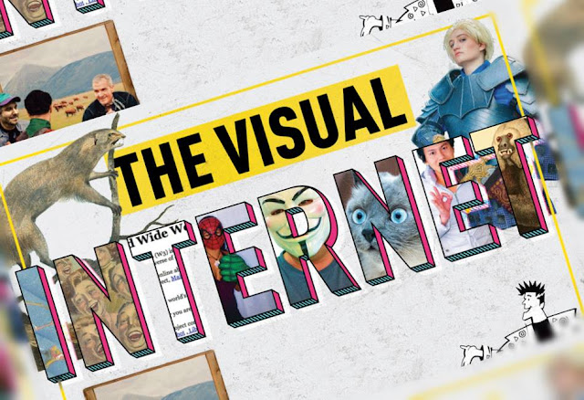 The Visual Internet - infographic
