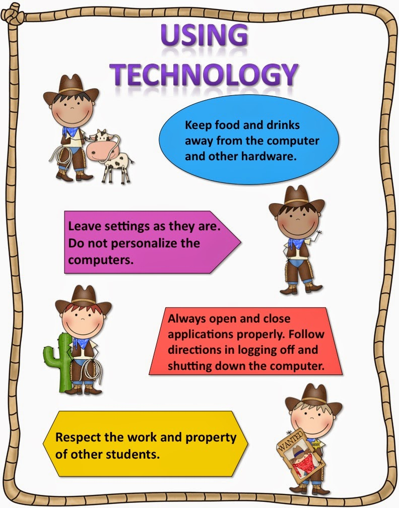 Teaching Internet Safety is so important for our students. In this unit, students will learn ethical behavior, how to be safe, and cyberbullying.