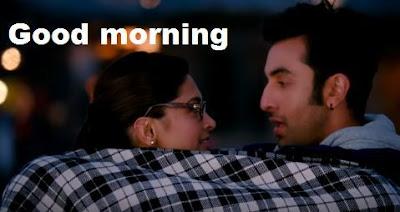 romantic good morning images for boyfriend, husband, him