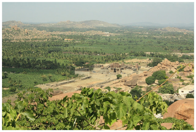 Hampi - Bala Krishna Temple Overview