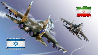 ÚLTIMA HORA: UN AVIÓN MILITAR IRANÍ NO TRIPULADO ENTRÓ AYER EN ISRAEL DESDE SIRIA. PROVOCANDO LA BATALLA MÁS SERIA ENTRE LOS DOS ARCHIENEMIGOS DESDE QUE COMENZÓ LA GUERRA