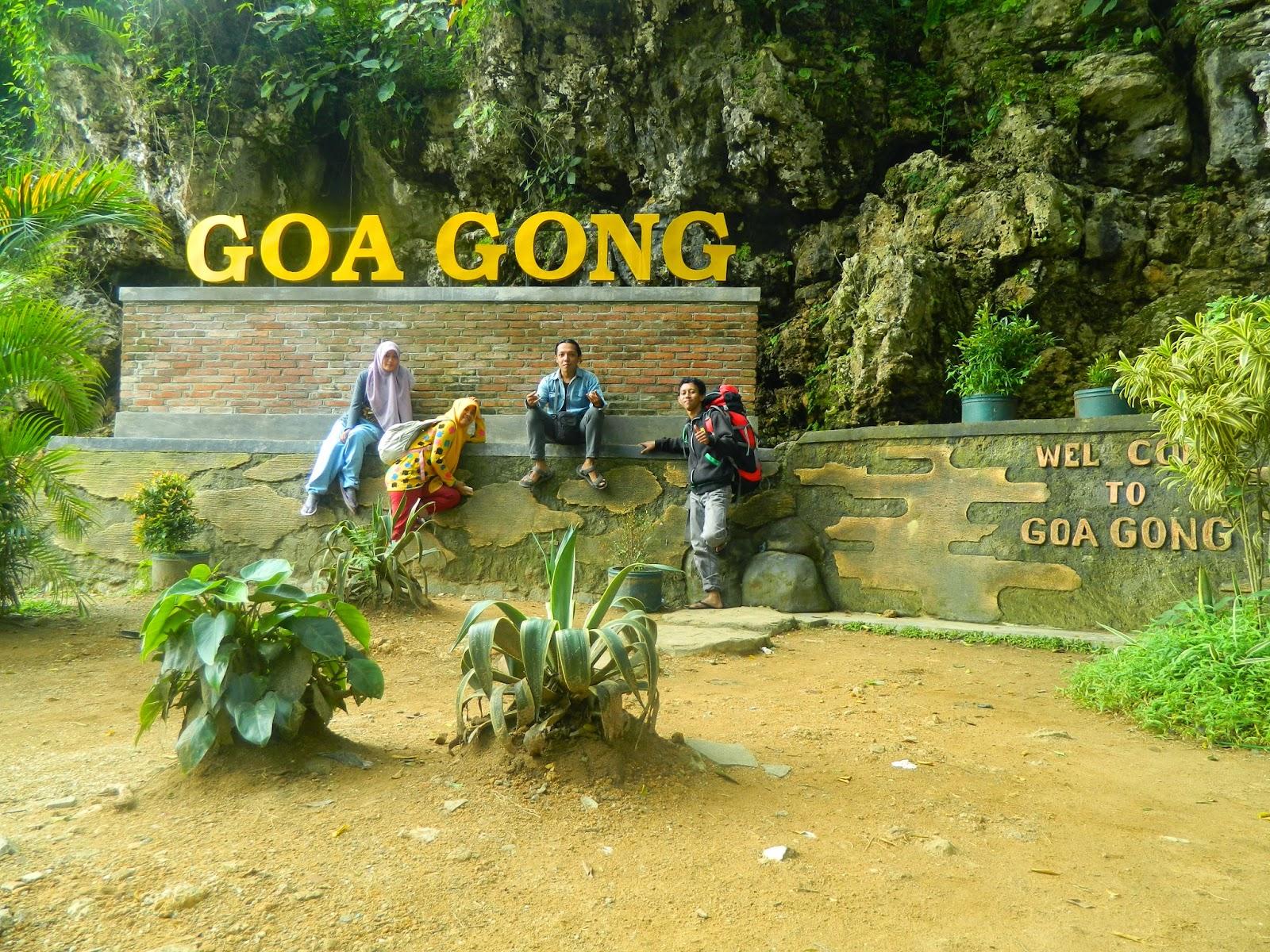 Goa Gong Pacitan Jawa Timur Traveman