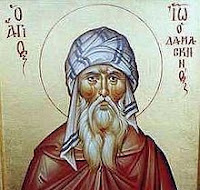 Saint John Damascene