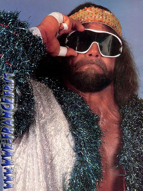 RIP - Randy Savage - Macho Man