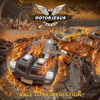 "Το video των Motorjesus για το ""Re-Ignite"" από το album ""Race To Resurrection"""