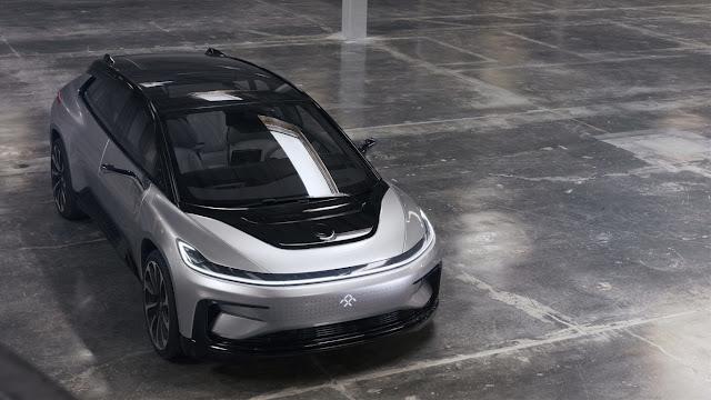 Faraday Future FF91 vs Tesla Model S P100D