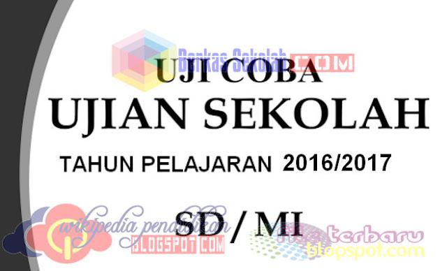 Soal US SD/MI 2017