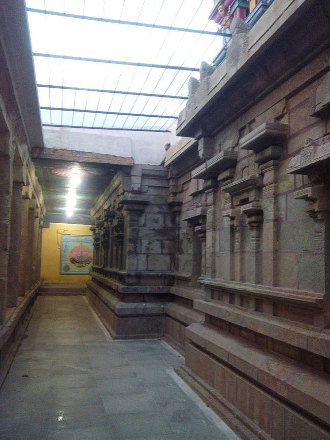 Sri Appakudathan Perumal Temple Inner Prakaram