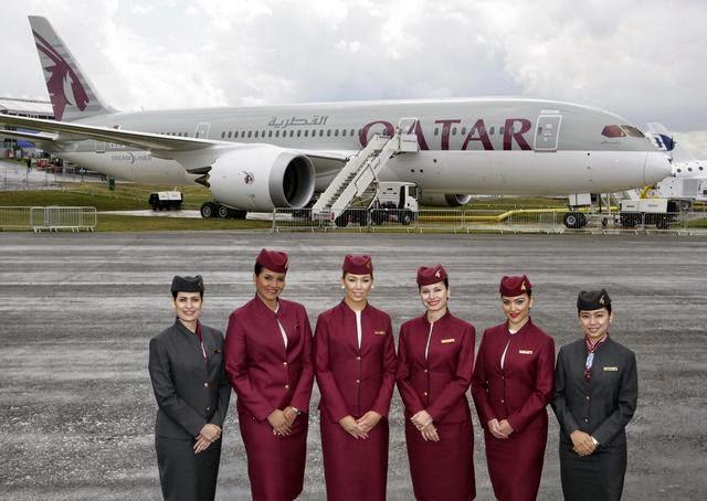 Qatar Airways Job Openings ( November )