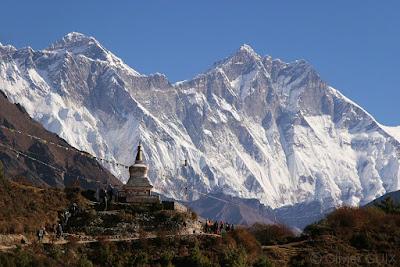 Everest Stupa