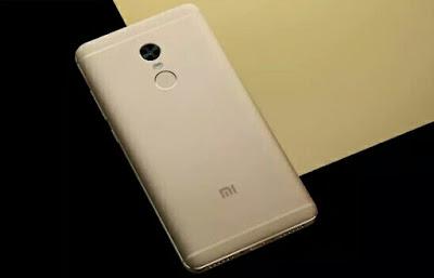 Kamera 13 MP Xiaomi Redmi note 4