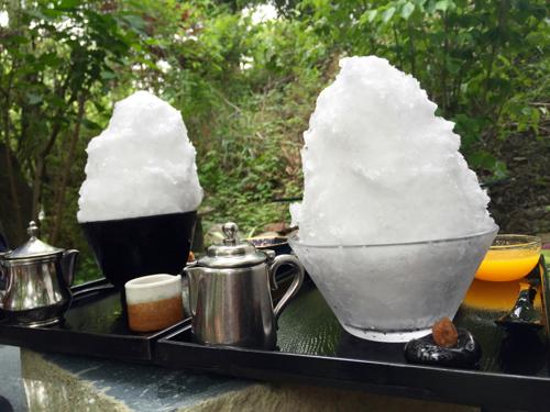 (゚д゚)ウマーな天然氷
