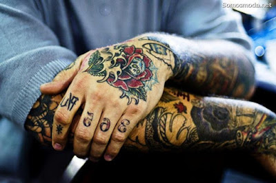 Tatuajes con Rosas
