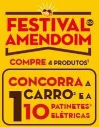 Cadastrar Nova Promoção Snickers, Twix e M&Ms 2019 Patinetes Elétricos e Carro 0KM