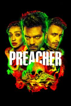 Preacher 3ª Temporada Torrent - WEB-DL 720p/1080p Dual Áudio