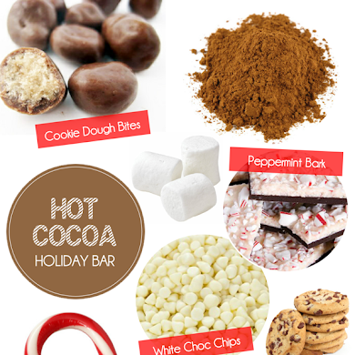 DIY Hot Cocoa Bar for the Holidays