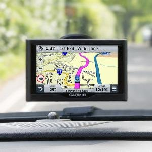 The Co-Driver You Can Rely On Satellite Navigation 5Inch, maps UK ireland, Black, lifetime £79.99 Garmin Nuvi 57LM