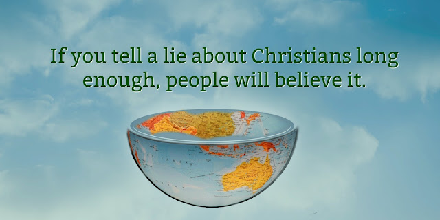Discrediting Christians has always been a popular pastime. We need to know the truth about the flat earth myth.