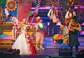 Toys come to life at the Opry in the Smokies