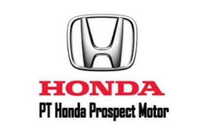PT. Honda Prospect Motor (HPM) Open Rekrutmen Pegawai Baru Tingkat S1, Tersedia 6 Posisi Jabatan Menarik Batas Pendaftaran 6 Mei 2019