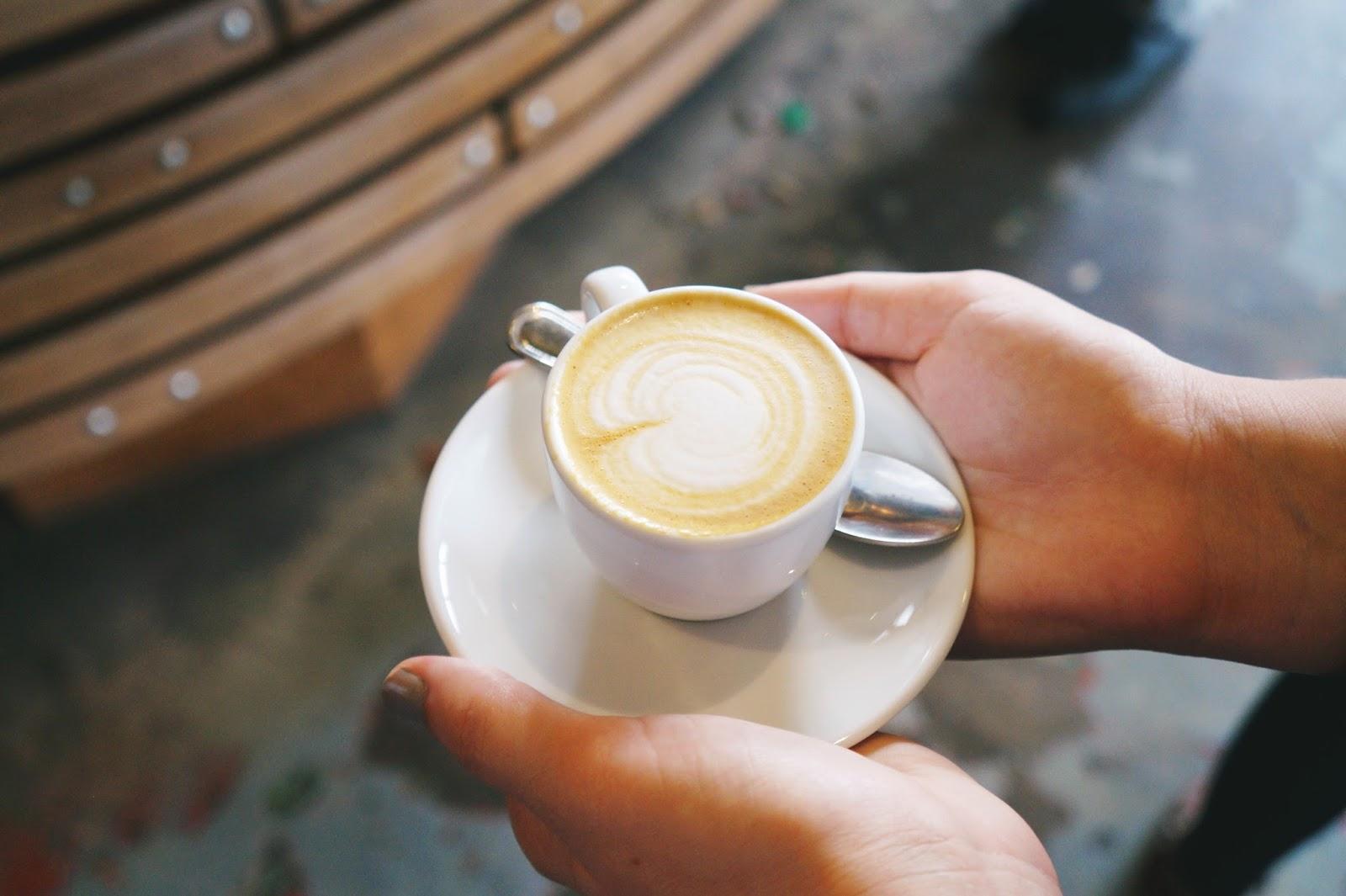 portland latte