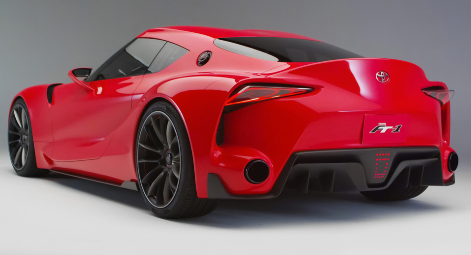 toyota supra concept tipped to debut in october