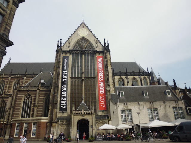 Iglesia Nueva de Ámsterdam (@mibaulviajero)