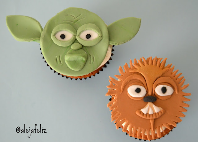 cupcakes-star-wars-chewbacca-mexico-df- frutos rojos