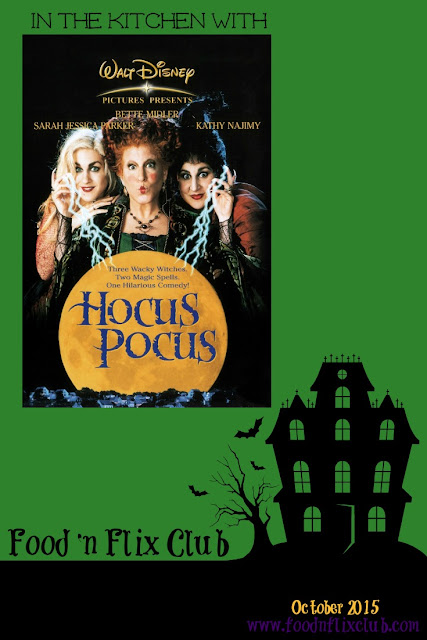 Hocus Pocus #FoodnFlix October 2015