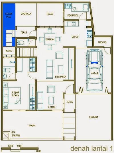 Desain Rumah Minimalis 12 X 15 Tipe 180  Foto Desain Rumah Terbaru