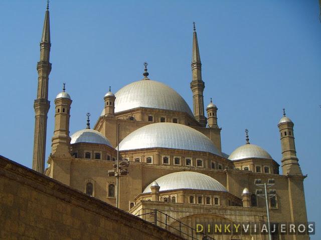 Mezquita de Mohamed Ali