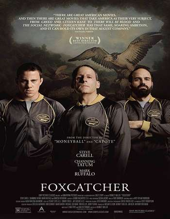 Foxcatcher 2014 Hindi Dual Audio BRRip Full Movie Download