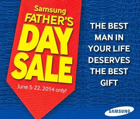 Samsung Father's Day Sale, Get a Free Phone or Up to Php1,500 Discount