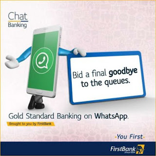 See the 3 Banks That Allows you to Carry Transactions via WhatsApp