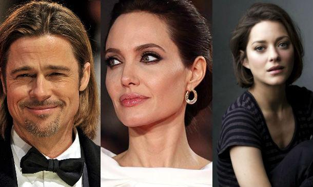 Marion Cotillard, drogas e álcool foram os motivo da separação de Jolie e Pitt