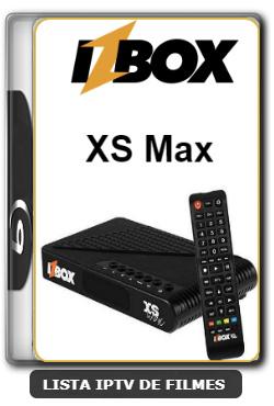 IZBOX XS Max Nova Atualização Melhorias SKS 63w - 13-02-2020