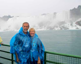Wayne Pat Dunlap Maid of the Mist Boat Niagara Falls New York USA