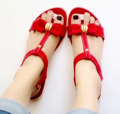 model sandal wanita 2017