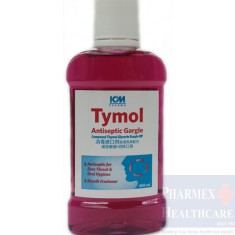 Antiseptic Mouthwash That Contains Thymol