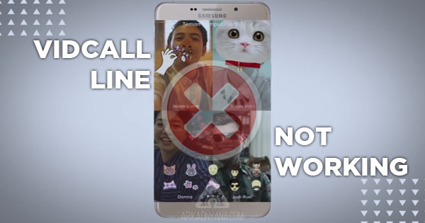 4 Cara Mengatasi Tidak Bisa Video Call Pada Aplikasi LINE
