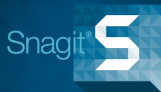 Snagit Screen Recording Program Logo