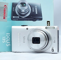 Jual Kamera Digital Bekas Canon IXUS 135 Wifi
