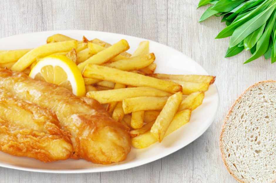 deep fried fruit day 2738 how to save calories with your fish and chips. Black Bedroom Furniture Sets. Home Design Ideas