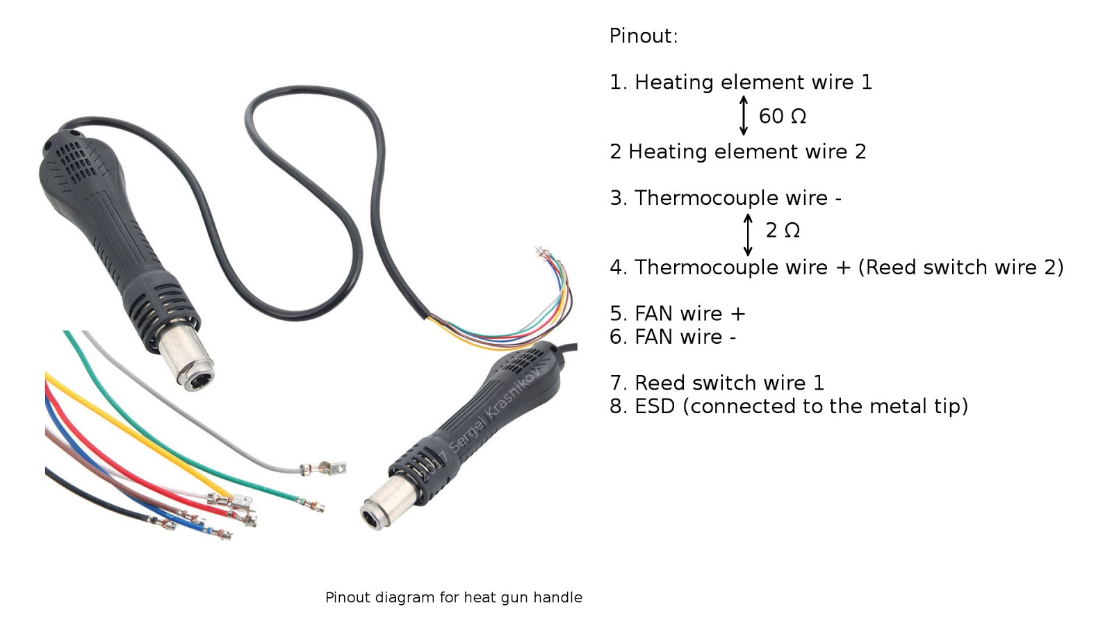 soldering iron wiring diagram thermo king evolution apu electrolab diy de station for 25